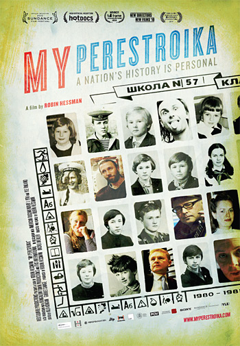 My Perestroika Movie Poster